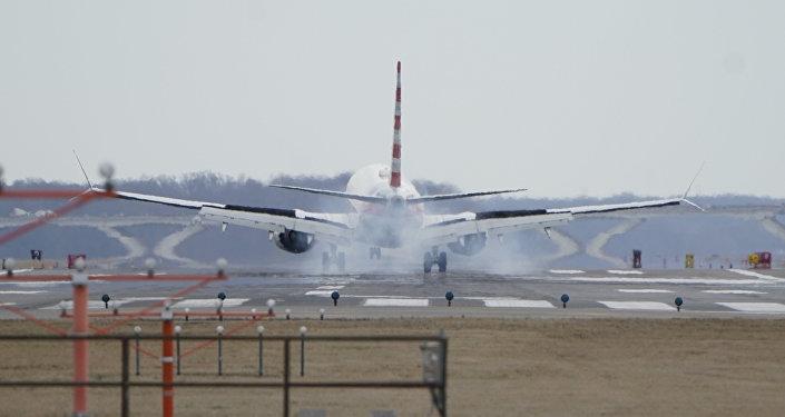 Un Boeing 737 MAX 8, image d'illustration