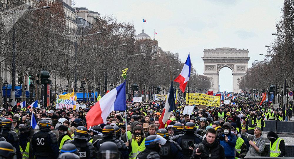 76% des Français ne font pas confiance en Christophe Castaner —