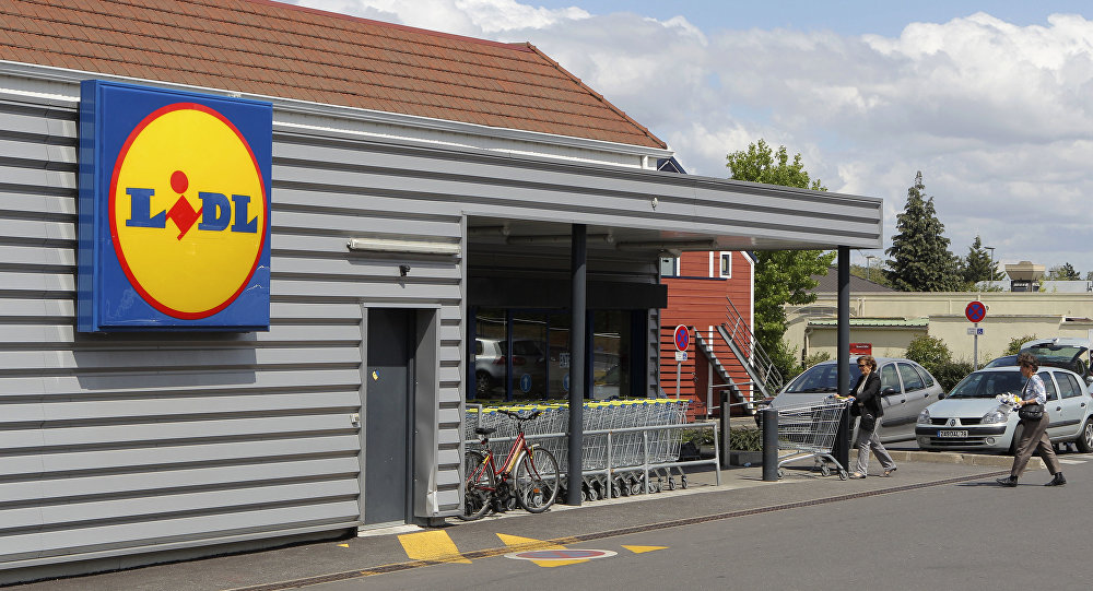 Un supermarché Lidl, image d'illustration