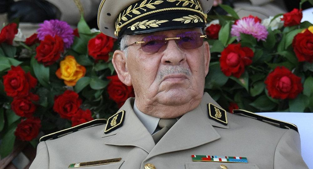 Algérie. Gaïd Salah:
