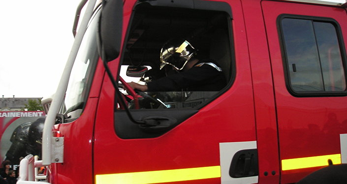 Sapeurs-pompiers français (image d'illustration)