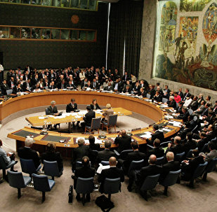 Conseil de sécurité des Nations unies
