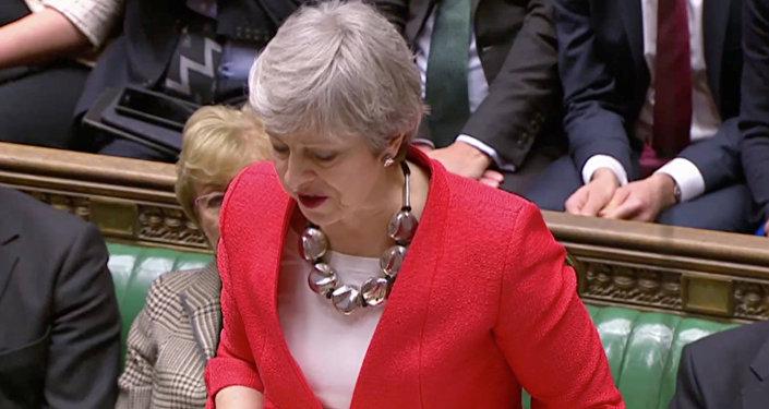 Theresa May (archives)