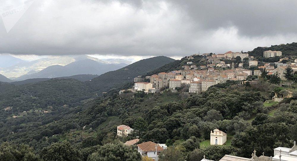 Sartène, la plus Corse des villes Corses