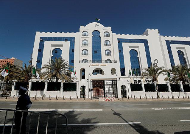 le Conseil constitutionnel de l'Algérie