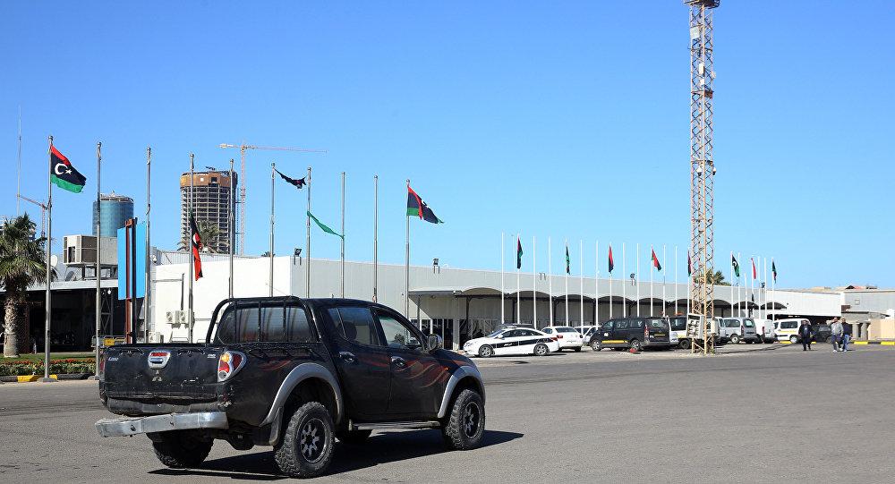 l'aéroport de Matiga