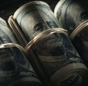 Dollar US (image d'illustration)
