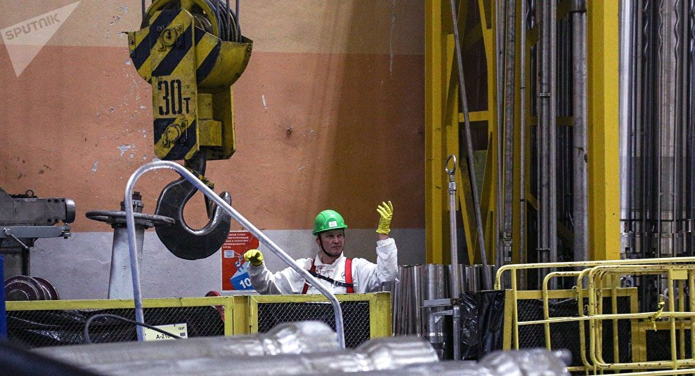 La centrale nucléaire de Kola