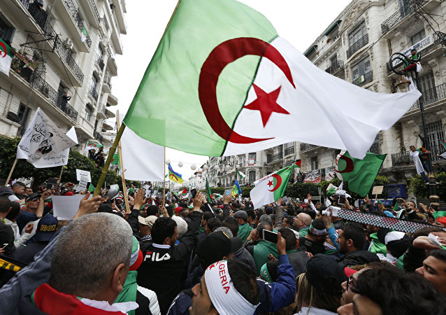 Manifestations en Algérie, archives