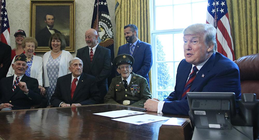 Donald Trump en Normandie pour le 75e anniversaire du Débarquement