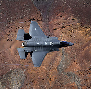 Lockheed Martin F-35A Lighting II