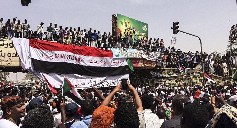Manifestations au Soudan