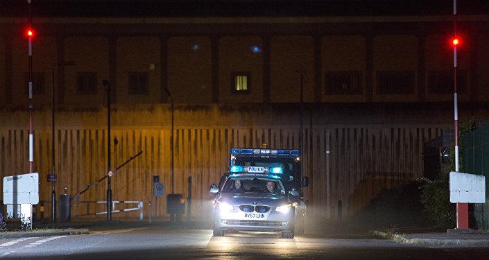 La prison de Belmarsh