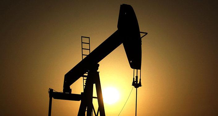 Extraction du pétrole (image d'illustration)