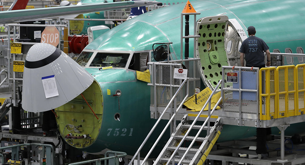 Boeing 737 MAX 8 (archives)
