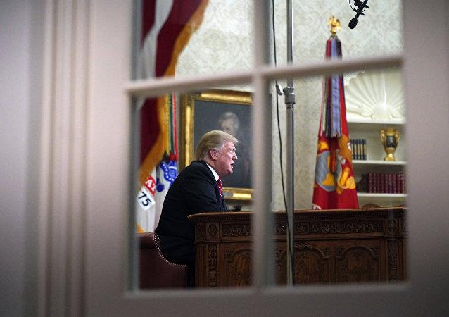 Donald Trump (photo d'archives)