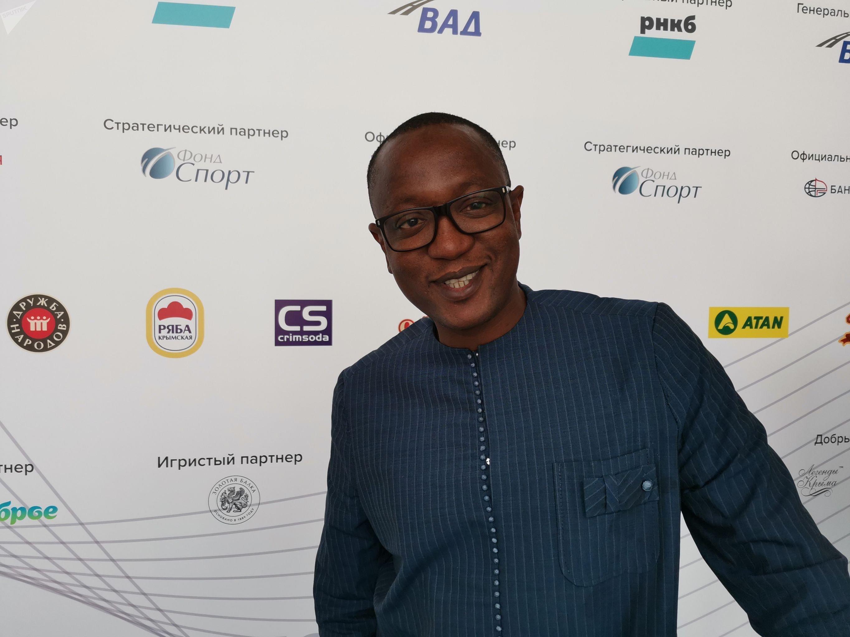 Thierno Ba Demba Diallo, Consultant International, Administrateur de société, Président de l'Institut Africain de Négociation Appliquée