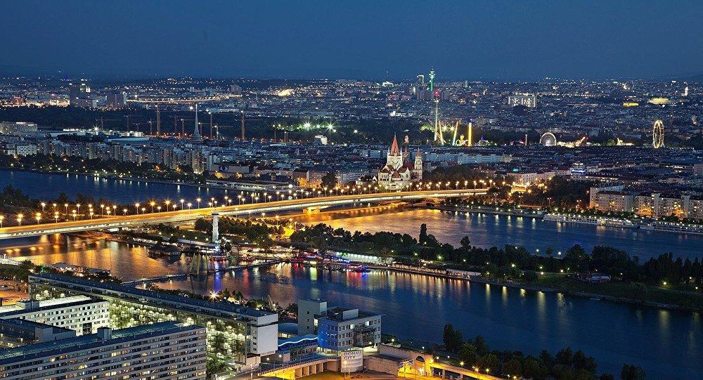 Vienne, capitale de l'Autriche (image d'illustration)