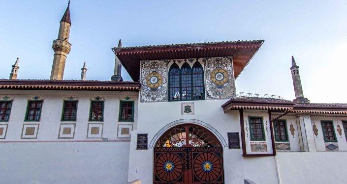 Palais du Khan de Crimée