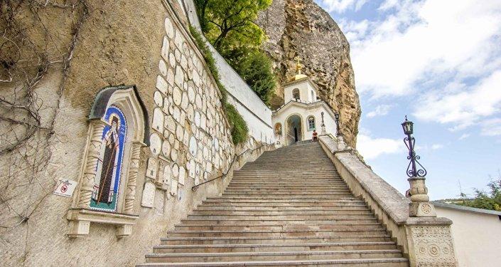 Monastère orthodoxe Ouspenski