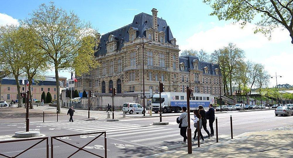 Versailles, ville