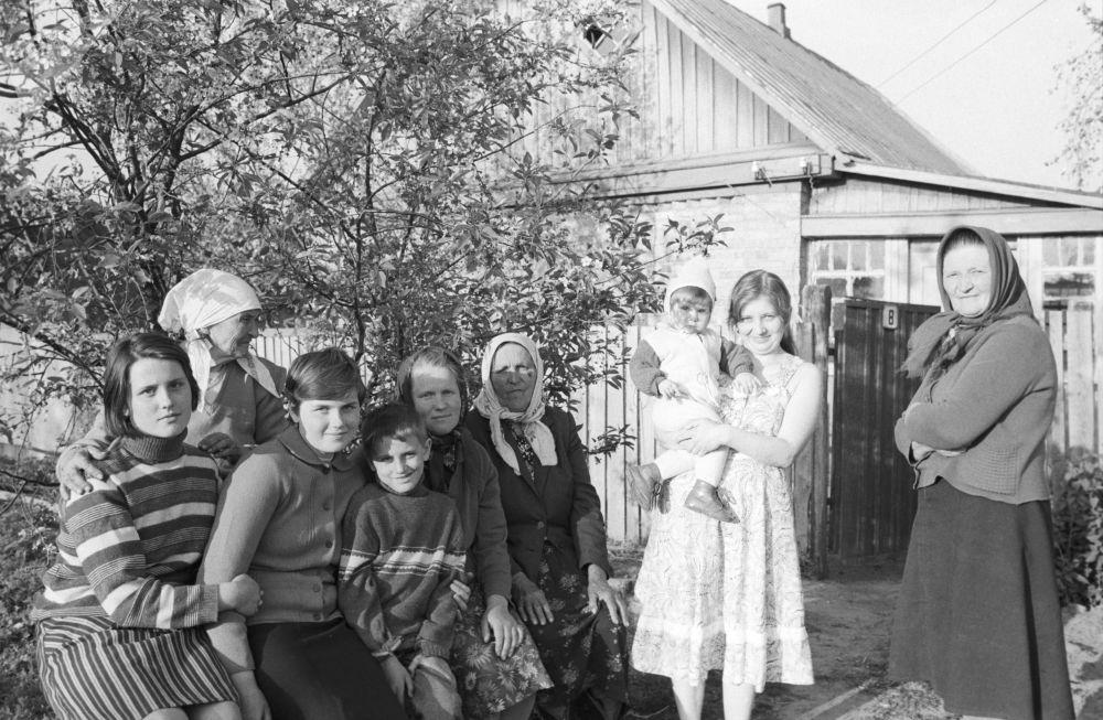 Tchernobyl: premières heures et journées après la catastrophe