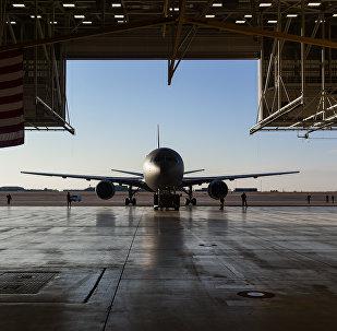 Un KC-46A Pegasus