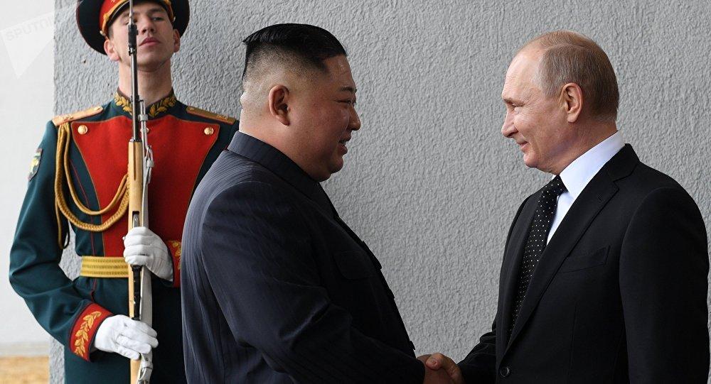 La signification discrète d'un cadeau de Kim Jong-un à Vladimir Poutine décryptée