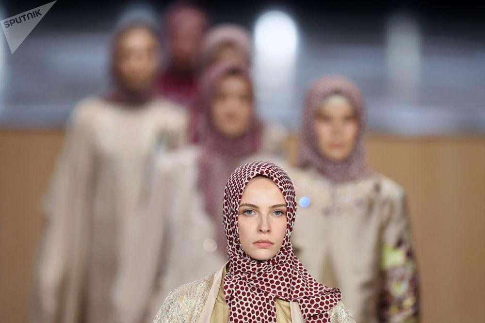 Un «Modest Fashion Show» en marge du sommet Russie-Monde islamique