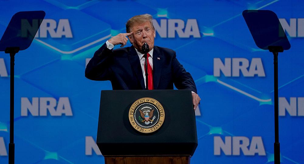 Trump lance sa campagne pour la présidentielle 2020 promettant «un séisme dans les urnes»
