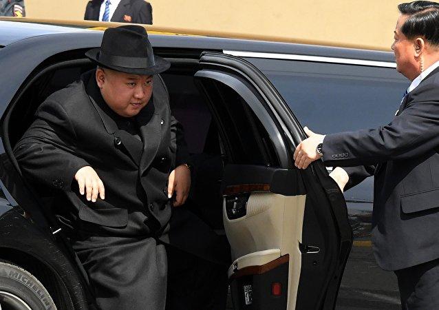 Kim Jong-un (archives photo)