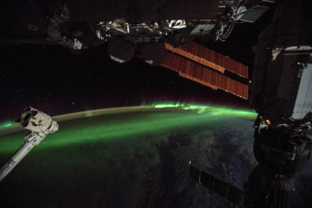 Nouvelles de l'espace en photos, avril 2019