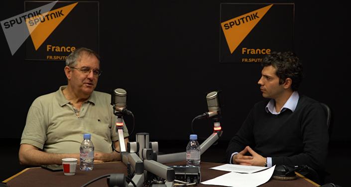Sputnik France a reçu le physicien et essayiste belge Jean Bricmont