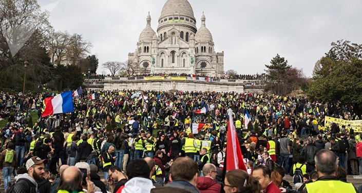 Mobilisation des Gilets jaunes à Paris, archives