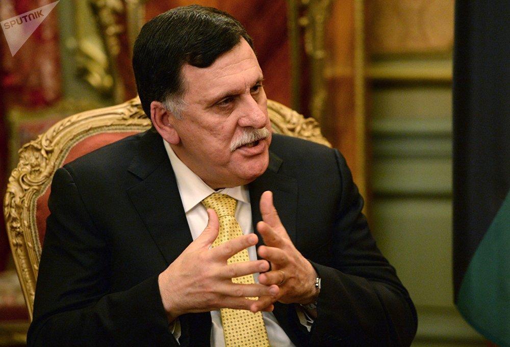 Fayez el-Sarraj, archives