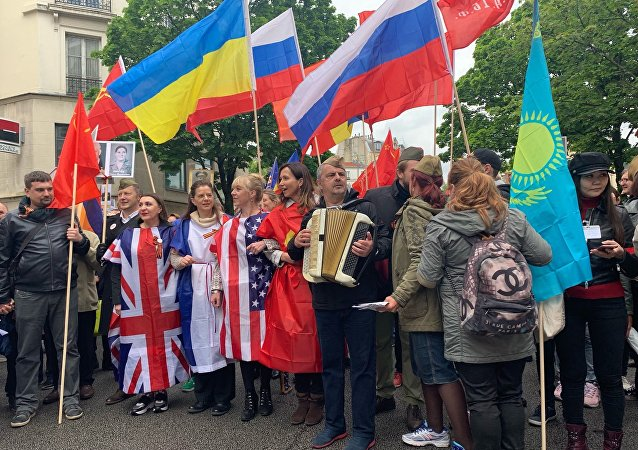 La Marche des immortels, le 8 mai 2019