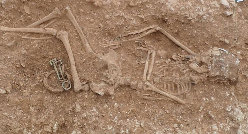 Un squelette (image d'illustration)
