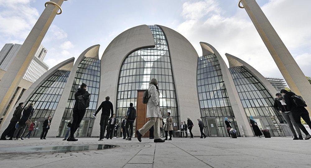 Grande Mosquée de Cologne