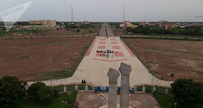 Panthéon des martyrs à Ouagadougou