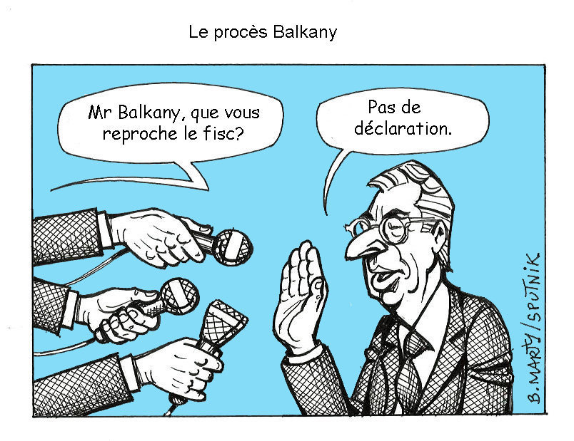Les Balkany devant la justice