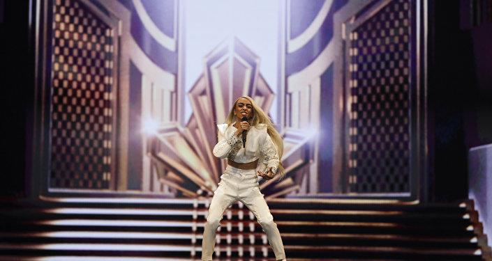 Bilal Hassani à l'Eurovision