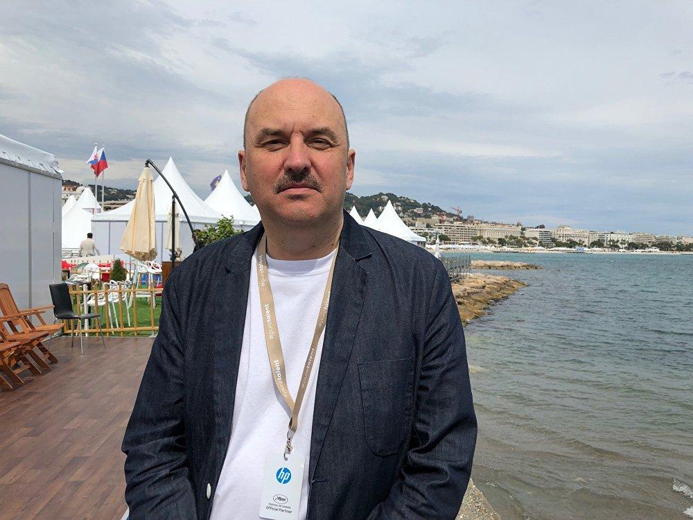 """Ivan Bolotnikov est venu au Marché du Film à Cannes pour présenter sa production """"Velga"""""""