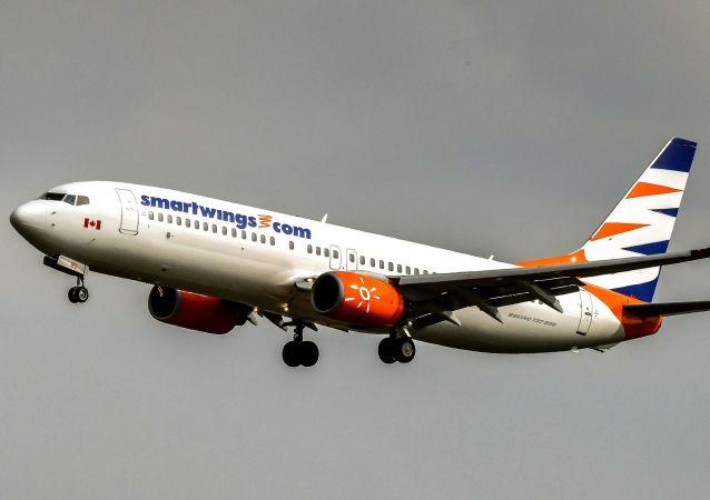 Boeing 737 – 700 de Smartwings