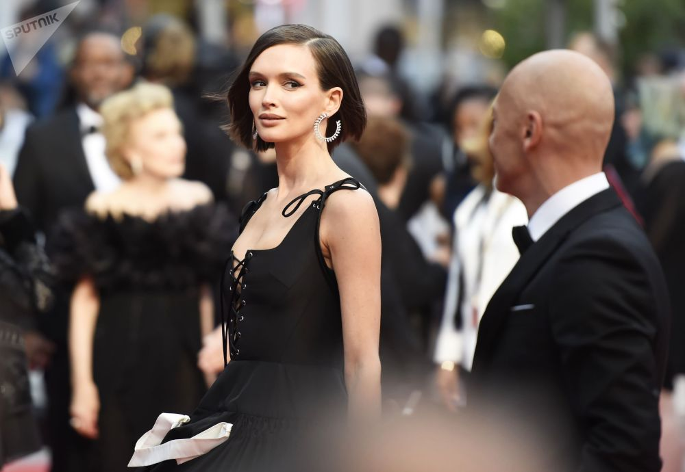Actrices et mannequins au 72e Festival de Cannes
