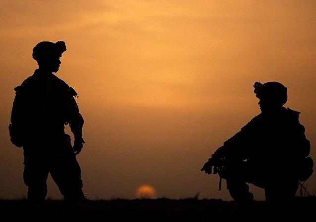 Des soldats (image d'illustration)