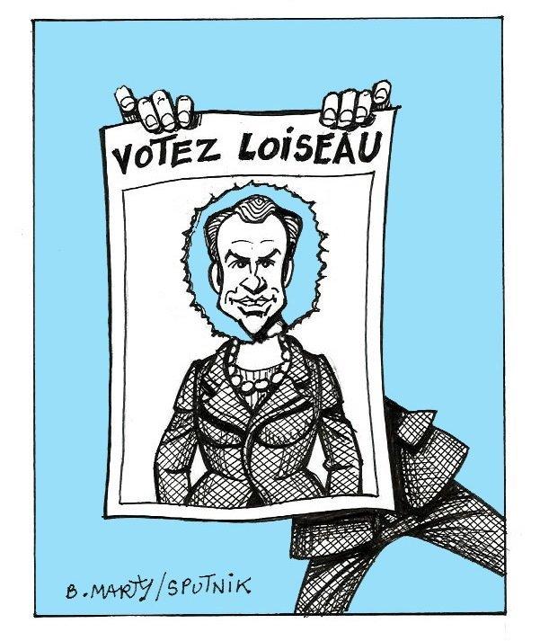 Loiseau en perte de vitesse, Macron à la rescousse dans la campagne européenne LREM