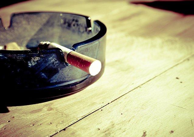Un cigarillo