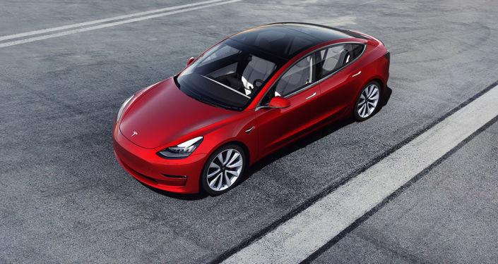 Tesla, image d'illustration