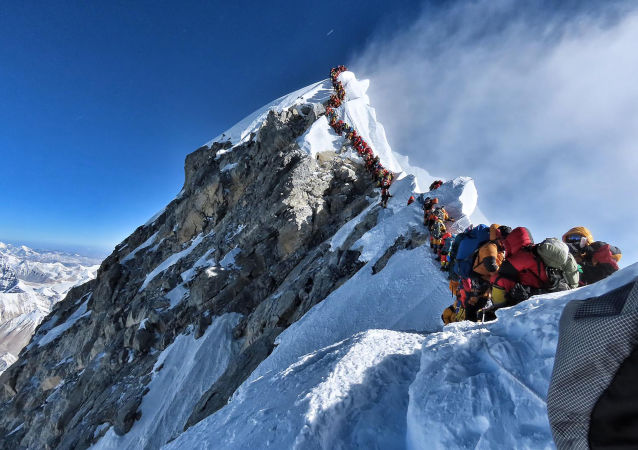 Everest: mortelle ascension