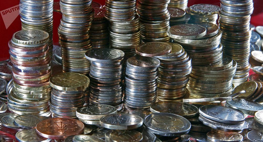 Des pièces de monnaie